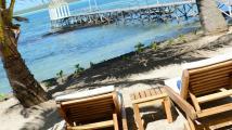 Beach Front - Tropical Attitude Hotel Mauritius