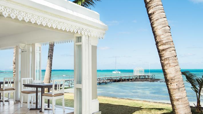 Restaurant, Tropical Attitude Hotel, Mauritius