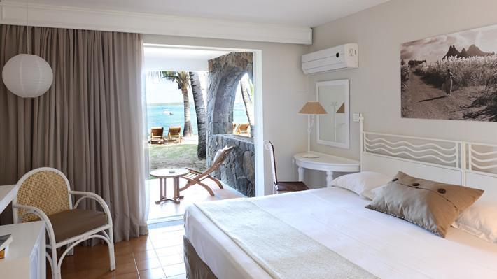 Bedroom, Tropical Attitude Hotel, Mauritius